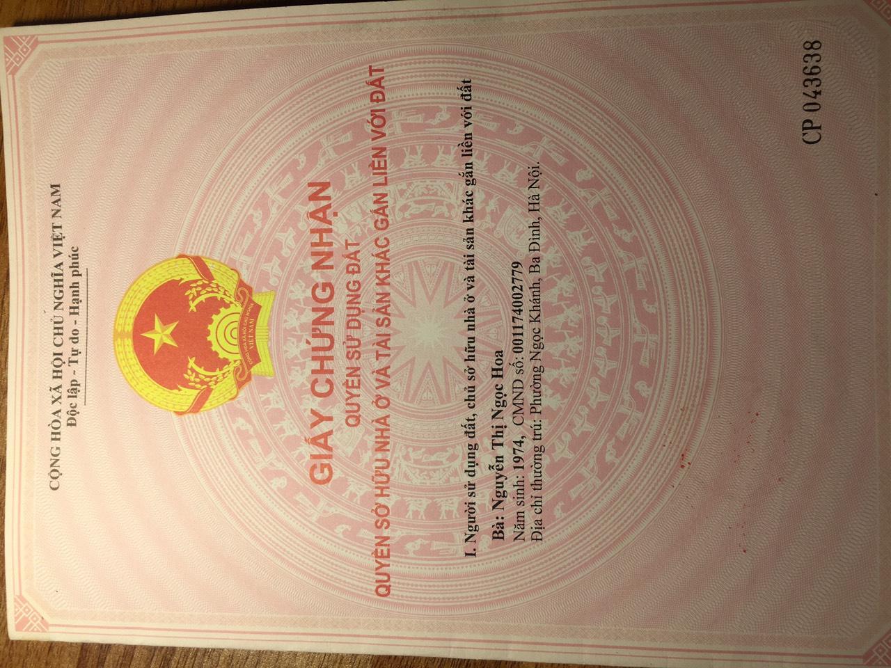 Bán đất bìa làng Thố Bảo- Vân Nội-Đông Anh, giá đầu tư cực tốt