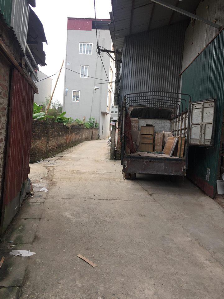 Bán Nhà cấp 4 64m2 ngõ to, thôn Phú Liễn, Bắc Hồng, Đông Anh, Hn giá 10tr/m