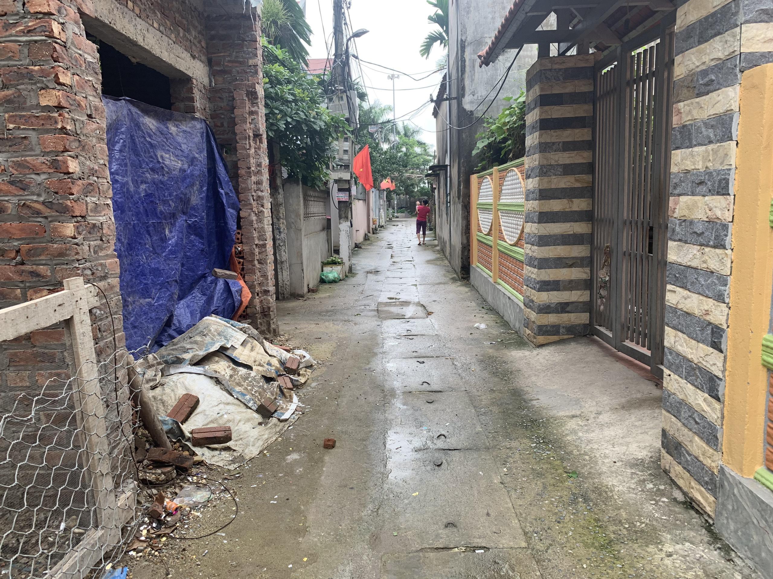 Bán 38m đất Ngọc Chi Vĩnh Ngọc Đông Anh ô tô đỗ cửa