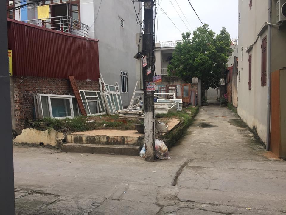 Bán lô đất 2 mặt tiền thôn Ngọc Chi,Vĩnh Ngọc Đông Anh cách phố chính 30m giá 49tr/m