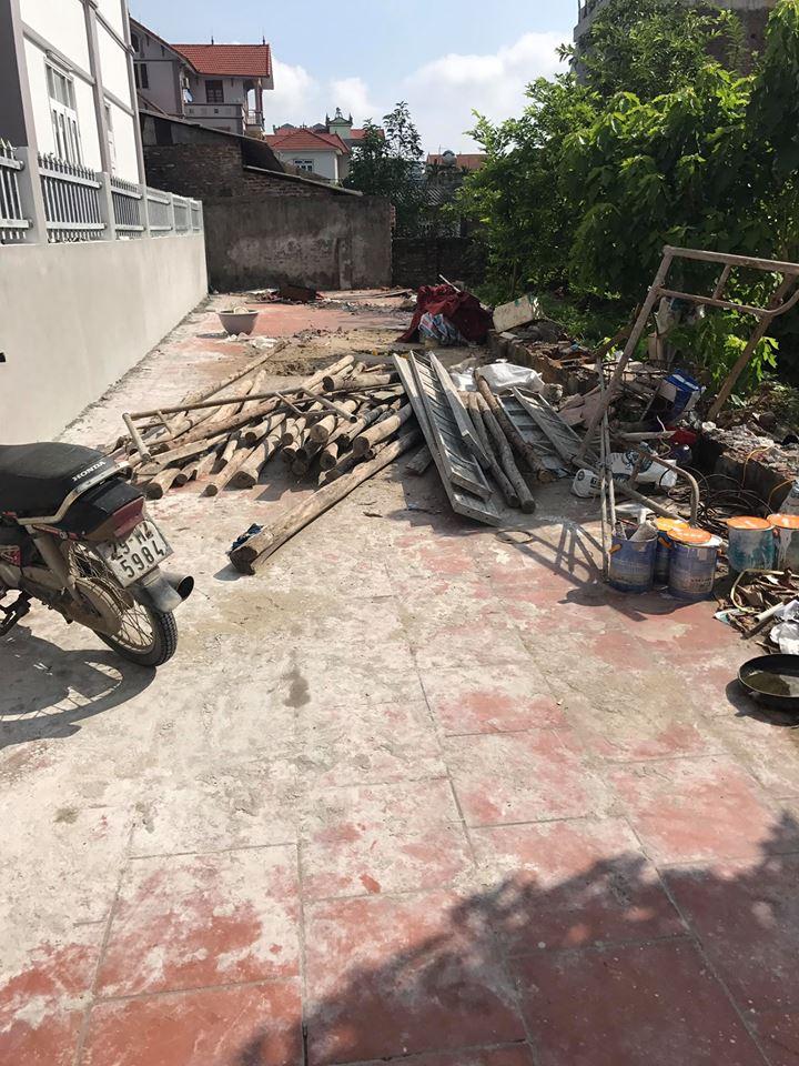 Bán nhanh đất thổ cư thôn Trung Oai, Tiên Dương đường 4m, MT 4.5m, diện tích 80m2. LH: 0944298817