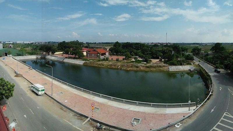 Bán nguyên mảnh 170m thôn Sơn Du Nguyên Khê Đông Anh