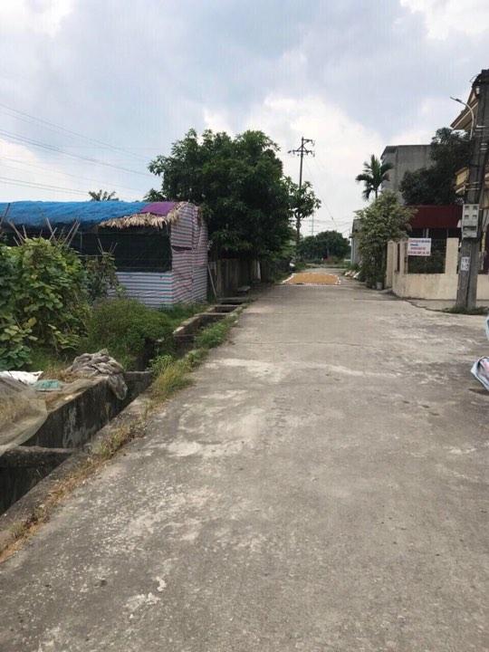 Bán 100m2  đất vỏ làng thôn Thố Bảo,xã Vân Nội, Đông Anh, Hn giá 32tr/m