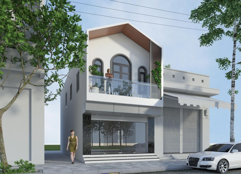 Bán nhà mặt phố đường ẤP TÓ ĐẢN DỊ Đông Anh Hà Nội