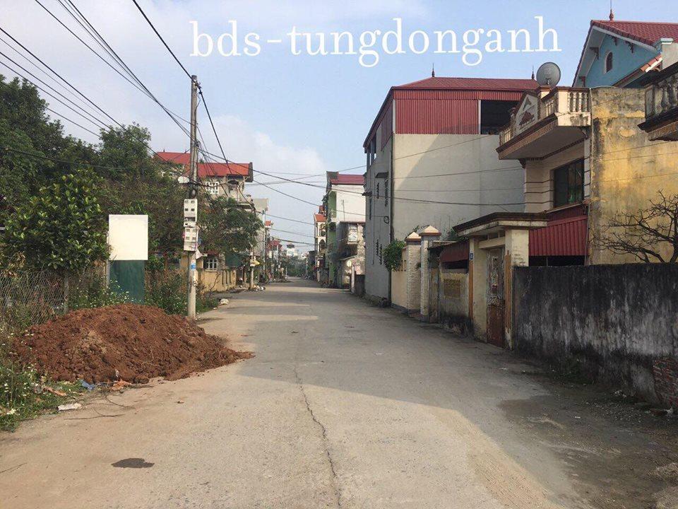 Mua 62m2 đất Tuân Lề Tiên Dương giá 35tr/m được sở hữu 72m2 đất đường 2 ô tô tránh nhau