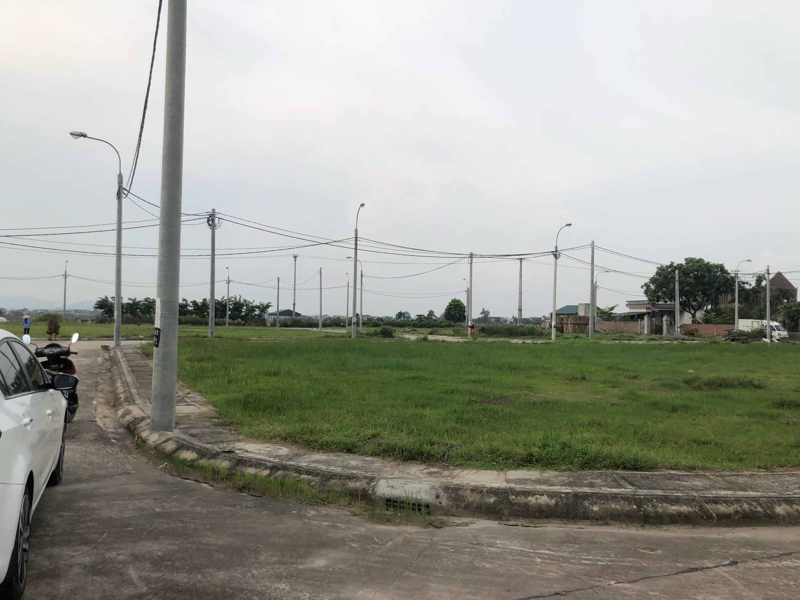 Bán 80m đất Khu giãn dân Sơn Du Nguyên Khê gần Võ Nguyên Giáp