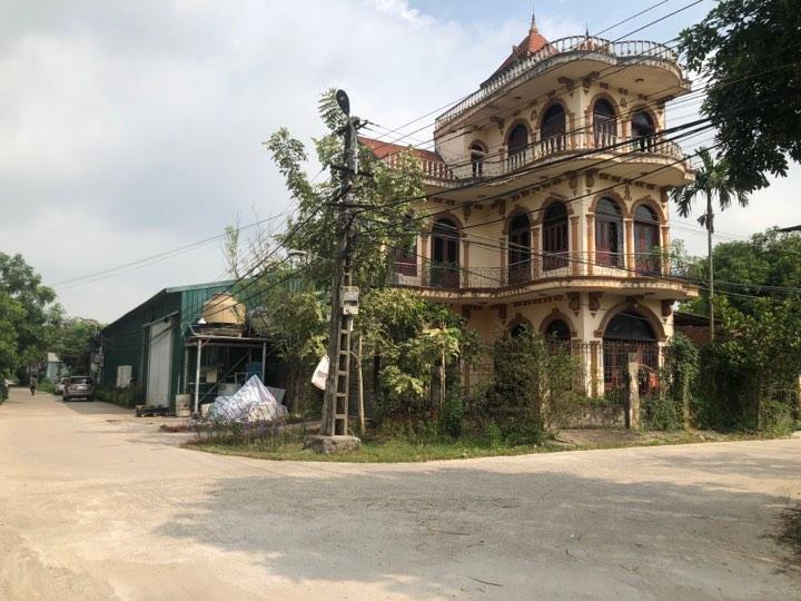 Bán 500m2 đất biệt thự phố vườn thôn Đoài, Nam Hồng giá 3,75 tỷ