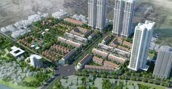 Bất động sản Đông Anh, khu đất nền đắt giá cho các nhà đầu tư
