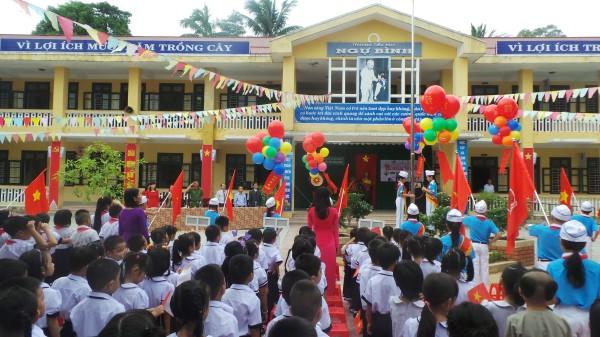 Làm rõ các khoản thu tại hai trường học Uy Nỗ Đông Anh